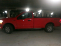 Delivery/ moving pick up truck available with 8ft box