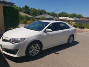 Toyota camry 2013 atara sx Darling Downs Serpentine Area Preview