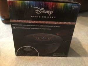 Disney Magic Holiday Bluetooth speaker