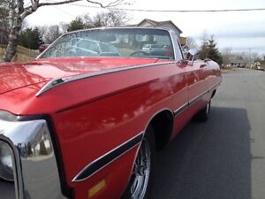1969 Chrysler Newport Convertible...FINAL REDUCTION!!!