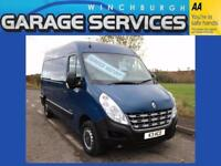 RENAULT MASTER MWB IMMACULATE CONDITION FULL ELECTRIC PACKAGE **NO VAT**
