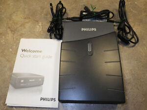 Wireless Router, Portable DVD Writer, Video DVD Maker,