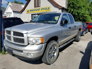 2004 Dodge Power Ram 1500 SLT Pickup Truck