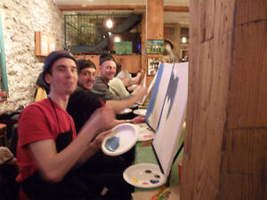 $20 OFF PAINT PARTY AT THE MILL, COBOURG Peterborough Peterborough Area image 9