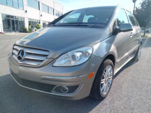 Mercedes-Benz B-Class B200 Turbo 2008 Auto- Very Well-Maintained