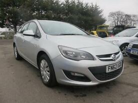 2012 Vauxhall Astra 1.7 CDTi 16v Exclusiv 5dr