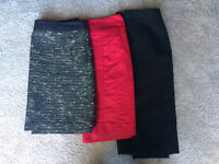 Womens pencil skirts