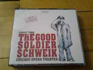 ROBERT KURKA THE GOOD SOLDIER SCHWEIK CHICAGO OPERA CD SET