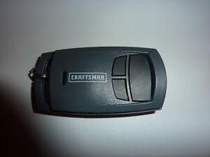 Brand New Craftsman Keychain Remote