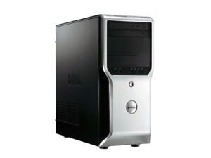 Dell Precision T1500 Desktop PC - Win 10
