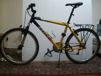 TREK 1600 MOUNTAIN BIKE / TOURING CONVERSION