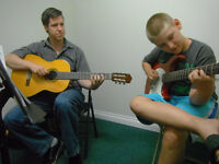 Guitar, Ukulele & Bass Lessons - New Student Special