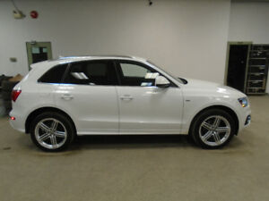 2011 AUDI Q5 2.0T S-LINE LUXURY 4X4! NAVI! MINT! ONLY $20,900!