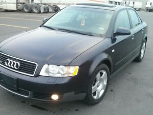2003 Audi A4 Turbo Berline