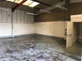 WORKSHOP TO RENT SECOND DROVE