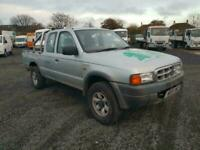2001 51 PLATE FORD RANGER 4X4 SUPERCAB, 2.5 TURBO DIESEL NO VAT