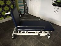 Mobile medical bed