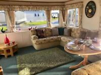 Disabled spec static caravan CONTACT Bobby 01524 917244 morecambe sea view