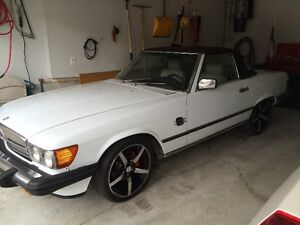 1989 Mercedes-Benz for sale