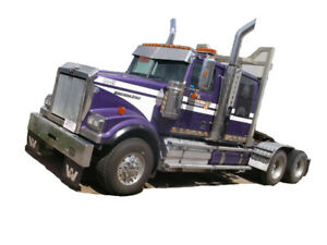 2015 WESTERN STAR HEAVY DUTY TRUCK Cash/ trade/ lease to own ter