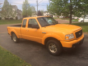 2008 Ford Ranger - Low Mileage, Tonneau Cover, and Winter Tires!