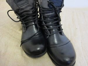 Bunker Sar Sp Womens Leather Boots