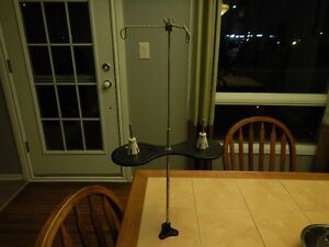 Thread stand/sewing machine/spool stand