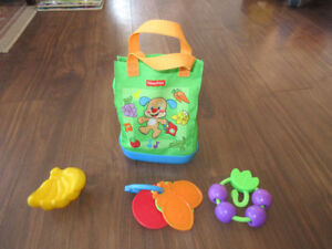 Fisher Price Laugh & Learn Shopping Tote