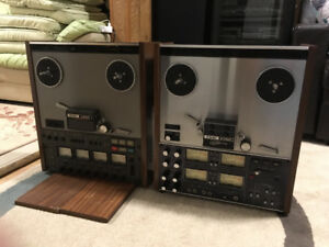 Teac A-3340 & Teac A-3440 package of 2 units