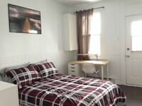 Furnished apartments ideal for students! (September to April)