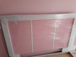 Brand New Pink Single Bed
