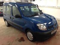 2004 Renault Kangoo 1.2 16V Authentique - New MOT - Full History- 113000 Miles