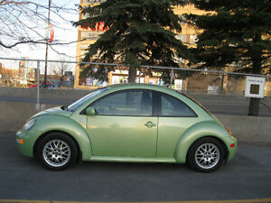 2002 Volkswagen New Beetle Coupé (2 portes)