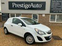 2015 64 VAUXHALL CORSA 1.3 CDTI 16V CAR SIZED VAN SMALL DEMO+1 OWNER VERY CLEAN