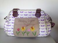 Blooming Gorgeous Yummy Mummy Nappy changing Bag