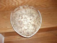 vitrail: deux moules pour lampes
