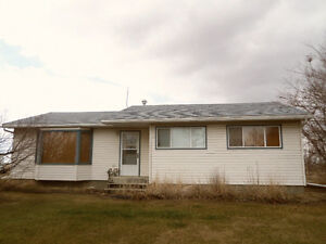 >NEW PRICE< ACREAGE NOT FAR FROM PEACE RIVER