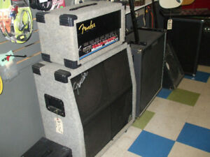 Great amps and speakers at Lou's Music!