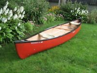 Old Town Discovery 174 canoe
