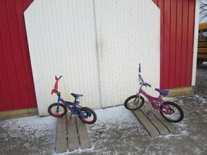 14'' Spiderman Bike