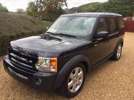 LHD 2006 Land Rover Discovery 3 2.7TD-HSE-7 SEATER-AUTO-DIESEL-LEFT HAND DRIVE