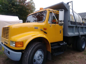 1996 International Truck - 4700 Series