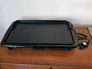 Black and Decker Electric Griddle