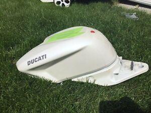 Ducati 848/1098/1198 Gas Tank