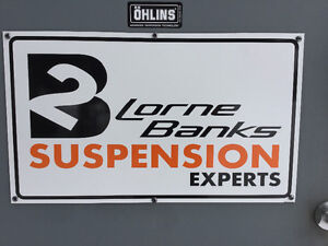 B2 Suspension Experts, get the most out of your suspension!