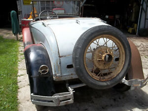 1930 model a roadster price reduce to$ 8500