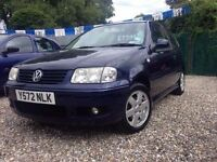 2001 Volkswagen Polo AUTOMATIC - Low mileage - Part Exchange @ Aylsham Road Affordable Car Centre