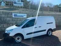 2017 Peugeot Partner L2 long wheel base [euro6 ]750 S 1.6 BlueHDi 100 Van [non S