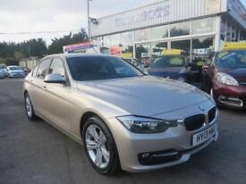 2013 BMW 3 Series 2.0 318d Sport 4dr (start/stop)