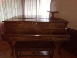 Quality Baby Grand Piano